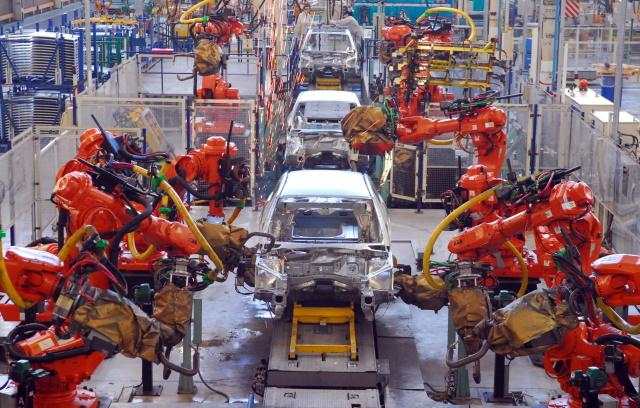 Ligne de montage Automobile